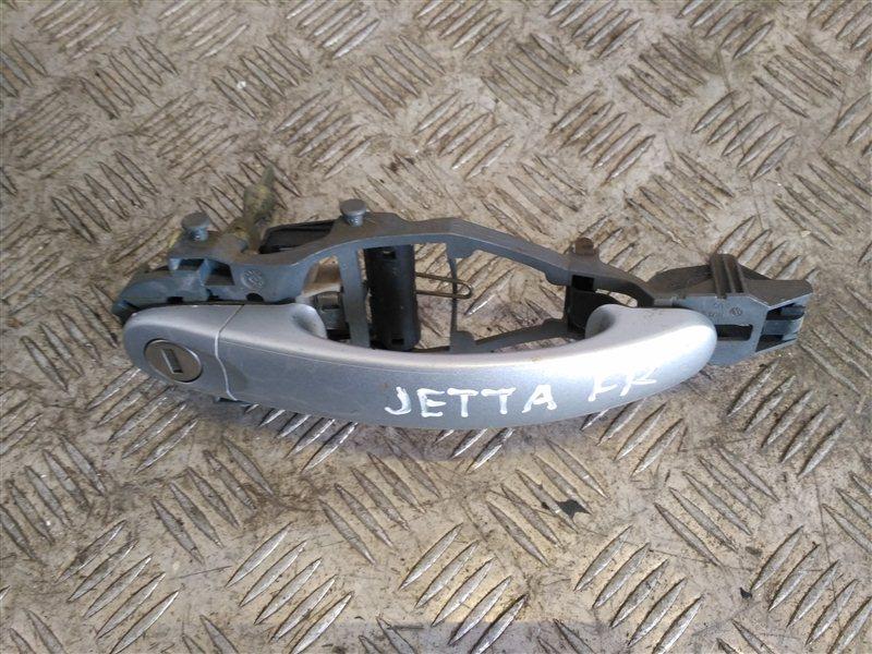 Ручка двери передней наружная правая Volkswagen Jetta V 2006 (б/у)