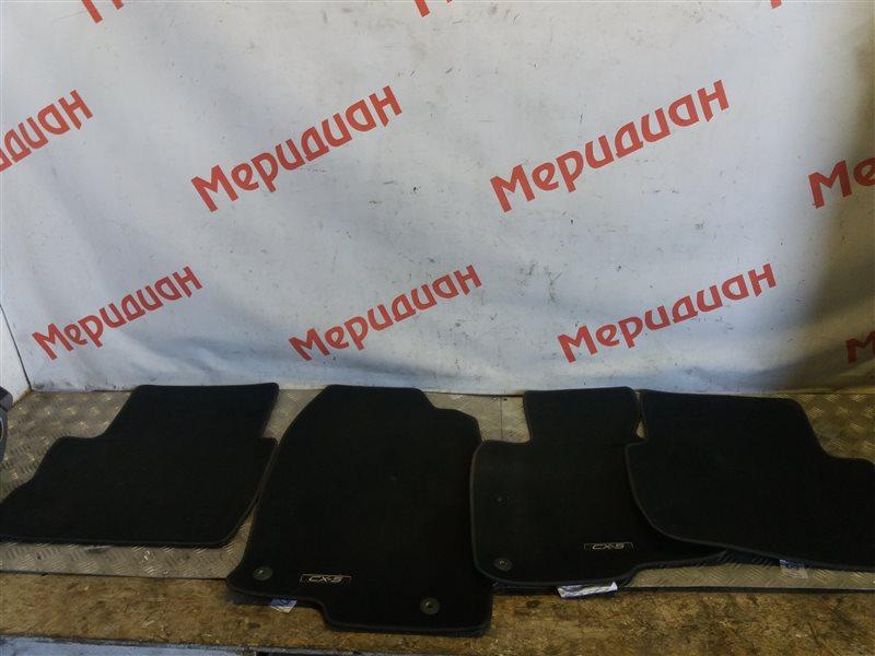 Комплект ковриков салона Mazda Cx5 2.0 2018 (б/у)