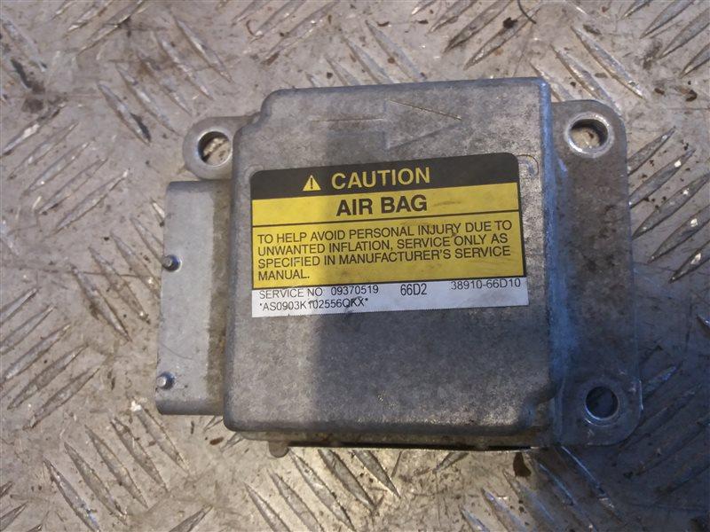 Блок управления air bag Chevrolet Tracker II 2004 (б/у)