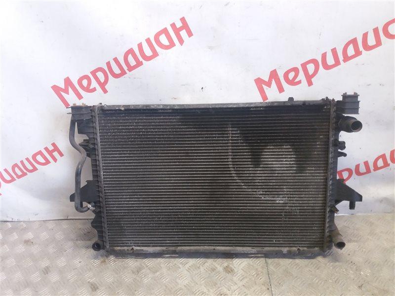 Радиатор основной Volkswagen Multivan T5 2.5 2009 (б/у)