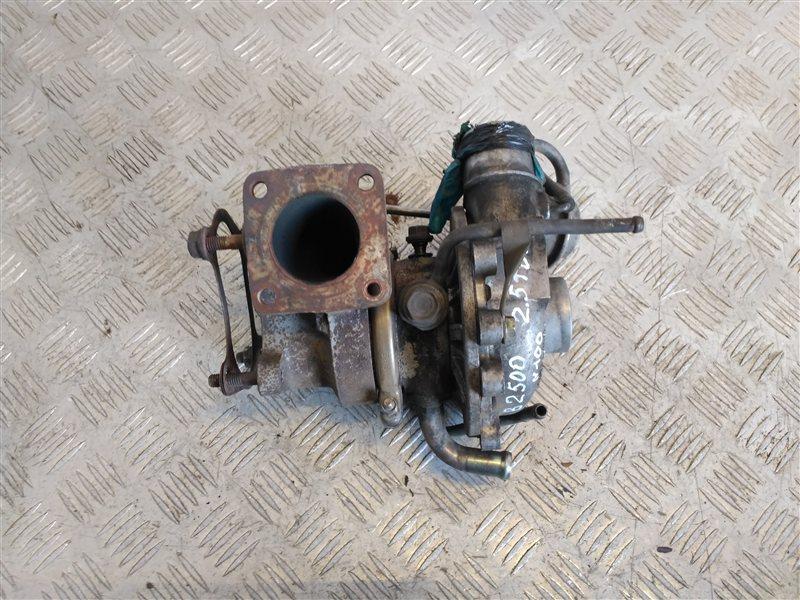 Турбина Mazda B2500 UN 2005 (б/у)