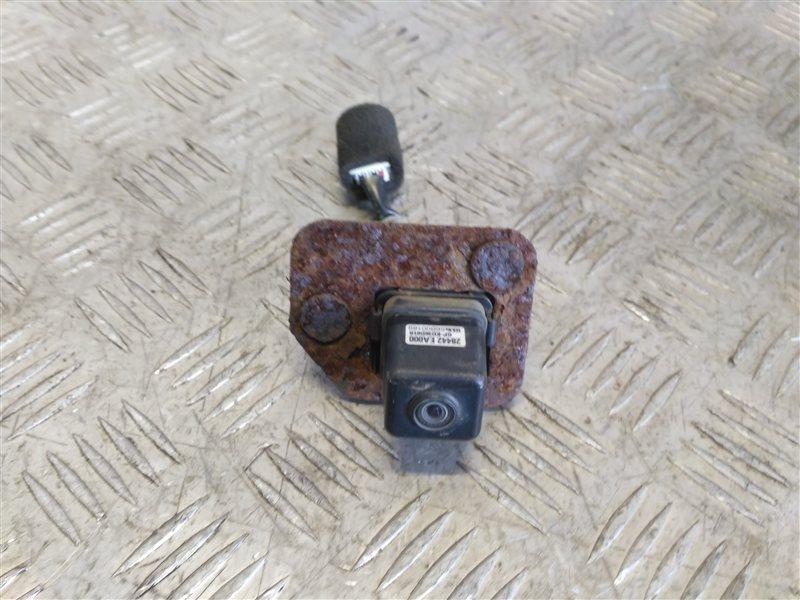 Камера заднего вида Nissan Pathfinder R51 2012 (б/у)