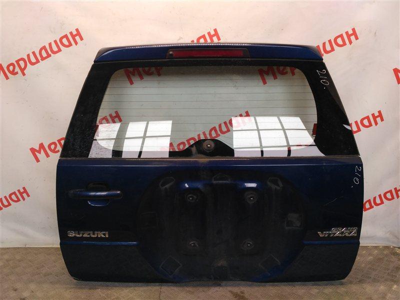 Дверь багажника Suzuki Grand Vitara III 2008 (б/у)