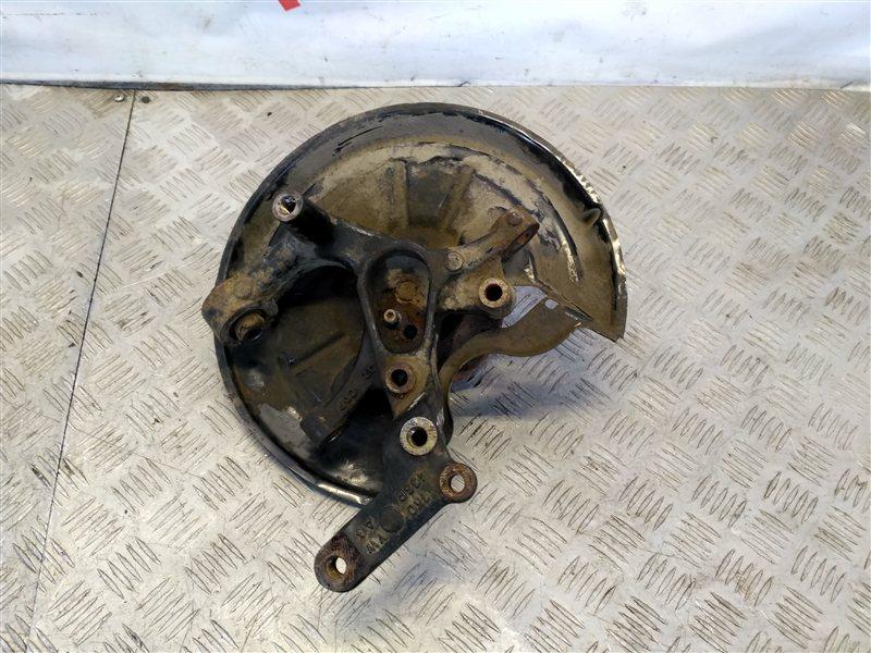 Кулак поворотный задний левый Volkswagen Touran I 2.0 2009 (б/у)