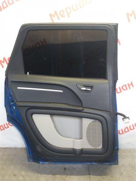 Дверь задняя левая Dodge Journey 1 2009 (б/у)
