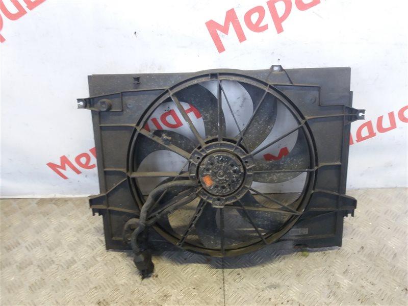 Вентилятор радиатора Kia Sportage II 2005 (б/у)