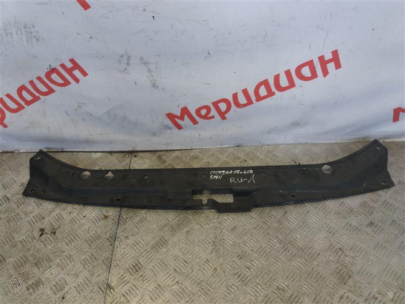 Кожух замка капота Kia Sportage II 2005 (б/у)