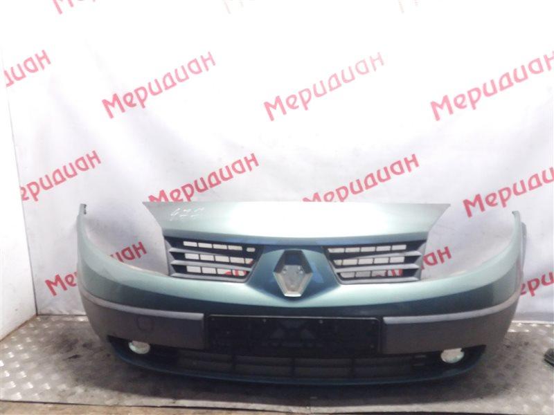 Бампер передний Renault Scenic II 1.5 TDI 2006 (б/у)