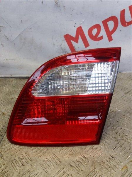 Фонарь задний внутренний правый Mercedes Benz E-Class W211 2005 (б/у)