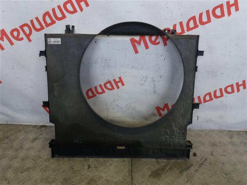 Диффузор вентилятора Mercedes Benz Vito\viano 639 2005 (б/у)