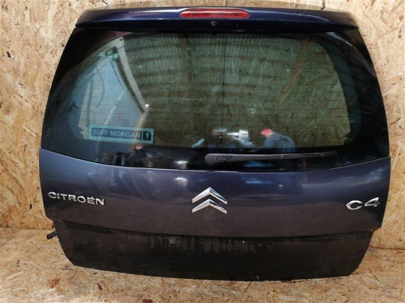 Дверь багажника Citroen C4 Grand Picasso 2008 (б/у)