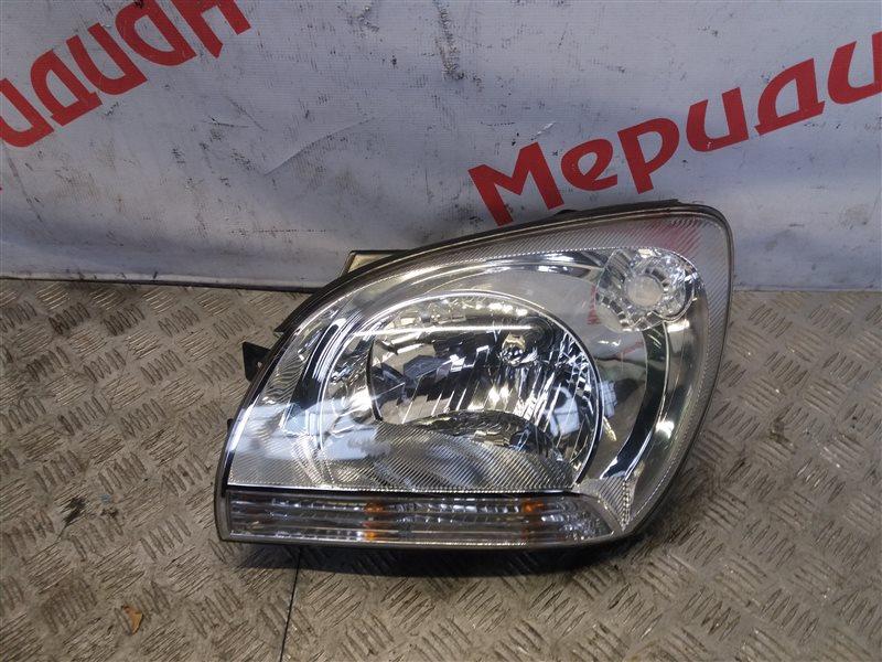 Фара левая Kia Sportage II 2005 (б/у)