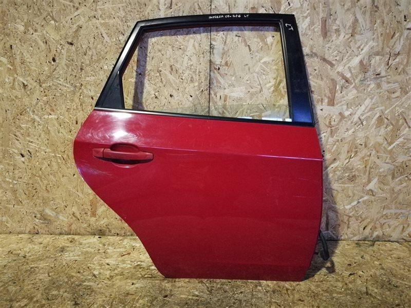 Дверь задняя правая Subaru Impreza G12 2007 (б/у)