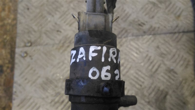 Насос омывателя Opel Zafira B 2006 (б/у)