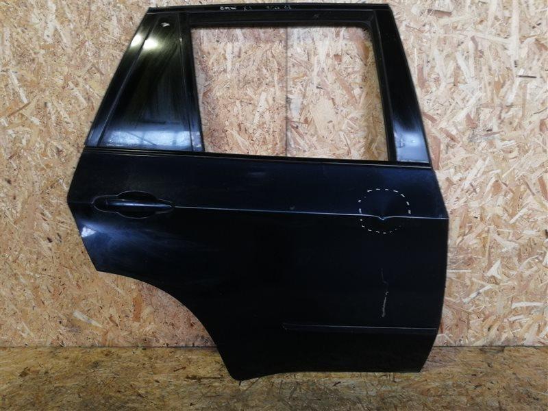 Дверь задняя правая Bmw X5 E70 2008 (б/у)