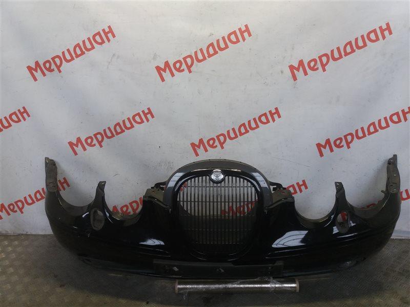 Бампер передний Jaguar S-Type 2004 (б/у)