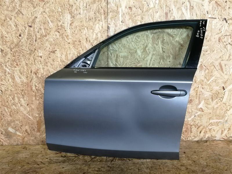 Дверь передняя левая Bmw 1-Series E81 2007 (б/у)