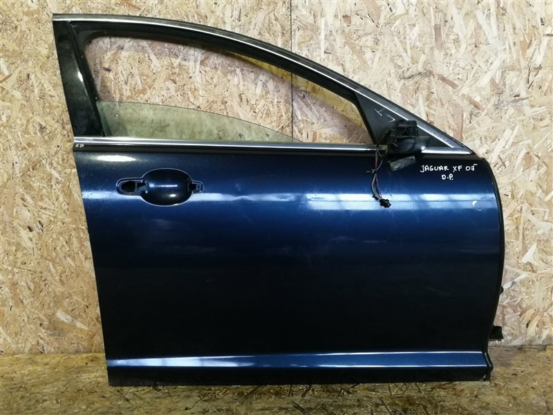 Дверь передняя правая Jaguar Xf 2007 (б/у)