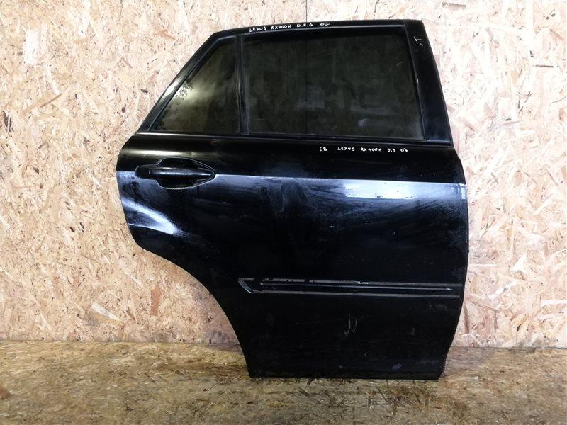 Дверь задняя правая Lexus Rx 2007 (б/у)