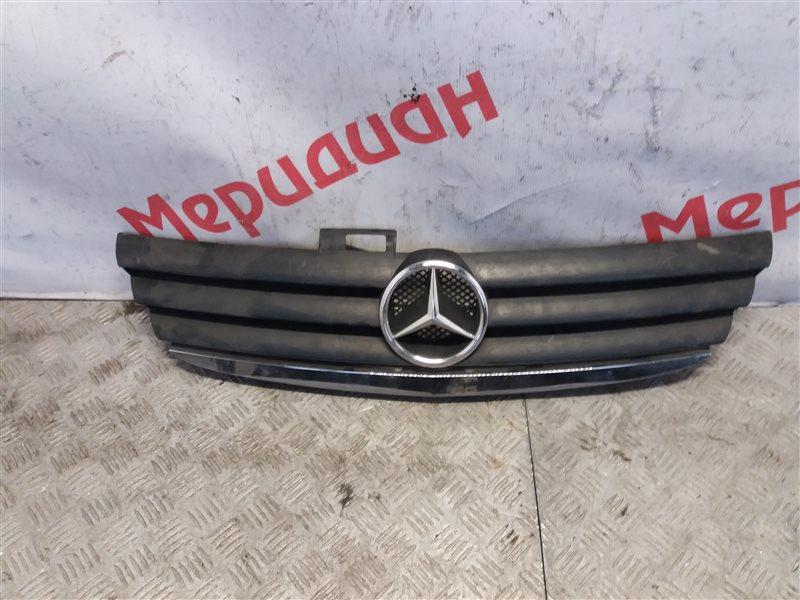 Решетка радиатора Mercedes Benz A-Class W169 2006 (б/у)