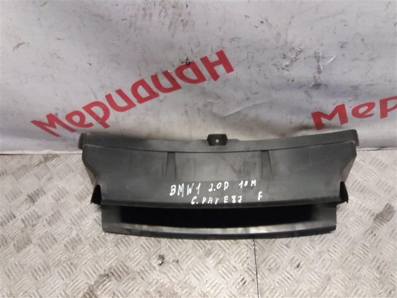 Воздухозаборник (наружный) Bmw 1-Series E81 2008 (б/у)