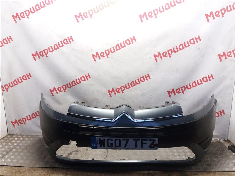 Бампер передний Citroen C4 Grand Picasso 2007 (б/у)