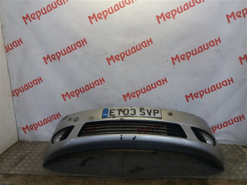 Бампер передний Ford Fiesta MK5 2002 (б/у)