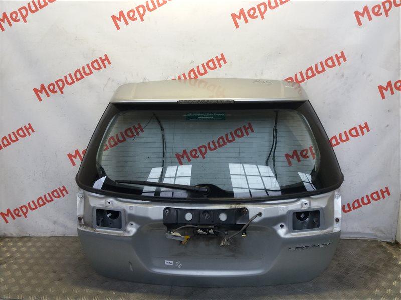 Дверь багажника Subaru Legacy Outback B13 2008 (б/у)