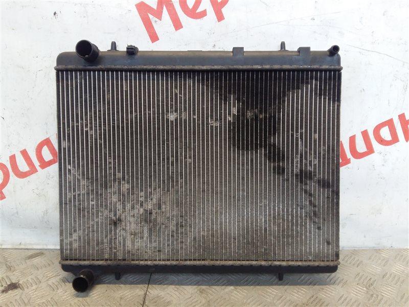 Радиатор основной Citroen C4 I 2005 (б/у)