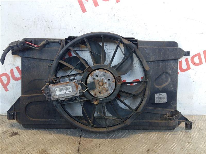Вентилятор радиатора Volvo V50 2007 (б/у)