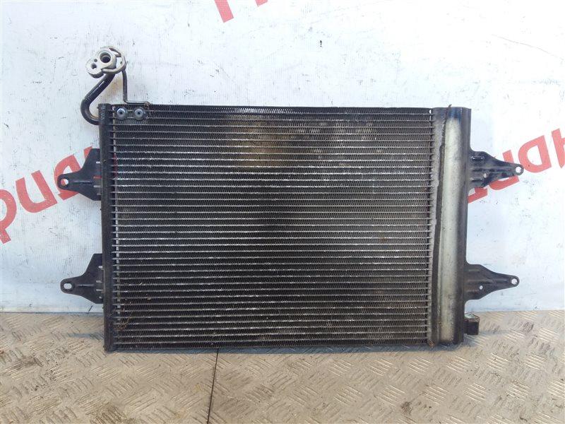 Радиатор кондиционера Volkswagen Polo IV 2002 (б/у)