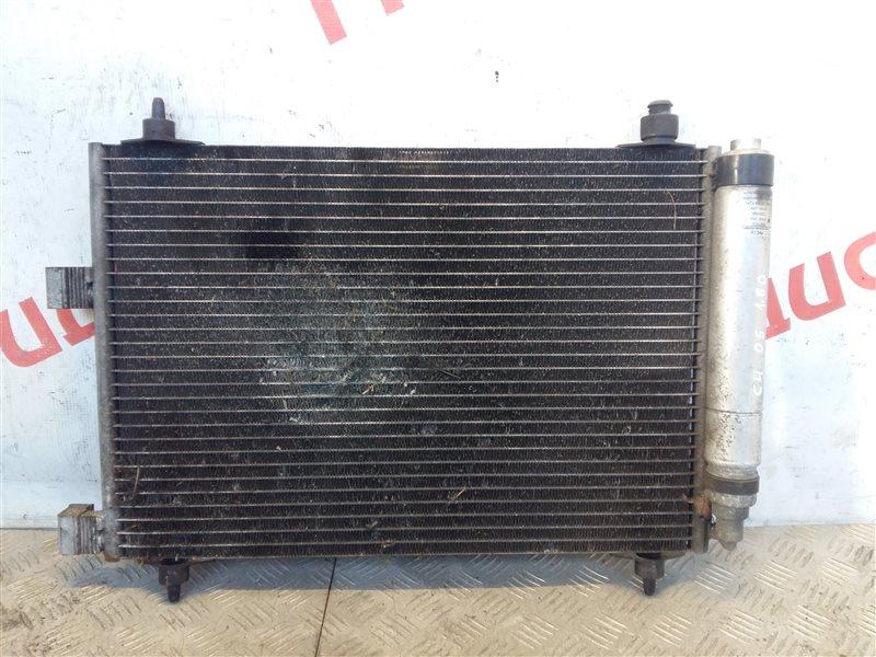 Радиатор кондиционера Citroen C4 I 2005 (б/у)