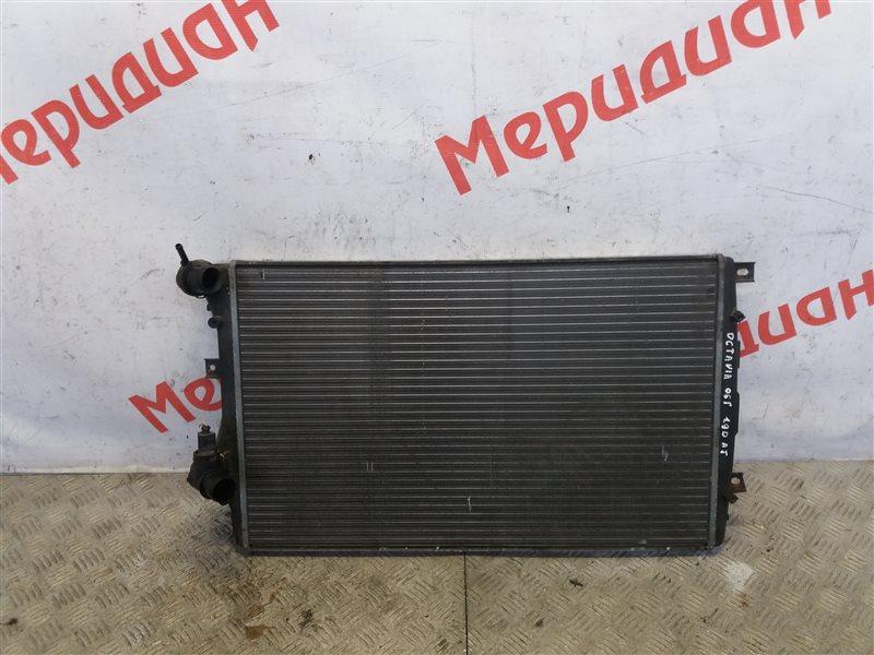 Радиатор основной Skoda Octavia A5 2008 (б/у)