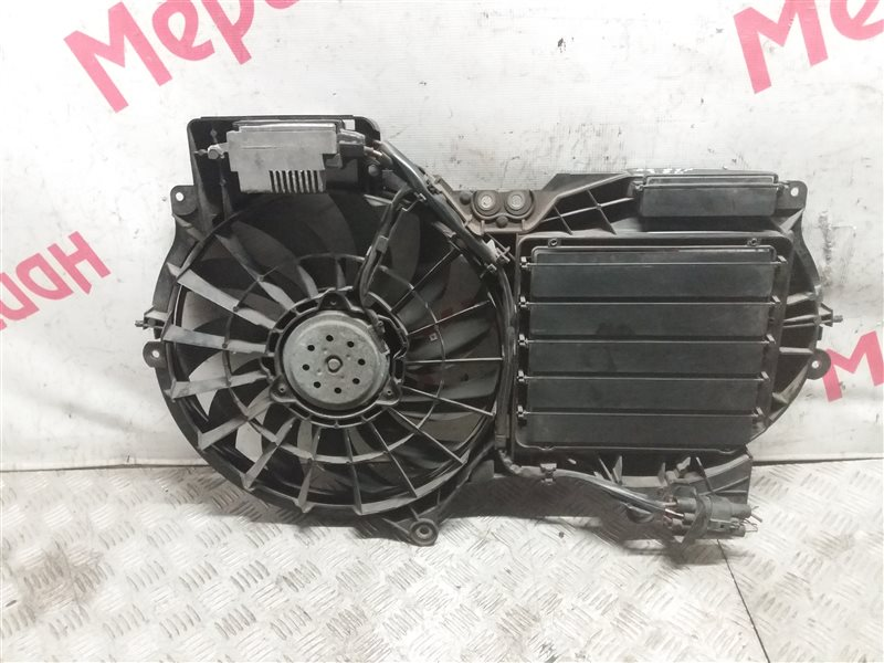 Вентилятор радиатора Audi A6 C6 2008 (б/у)