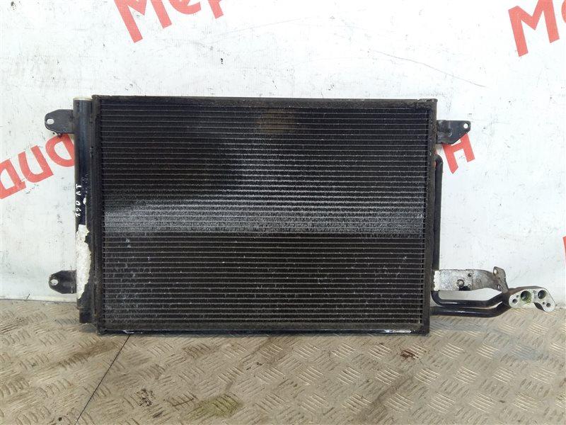Радиатор кондиционера Skoda Octavia A5 2008 (б/у)