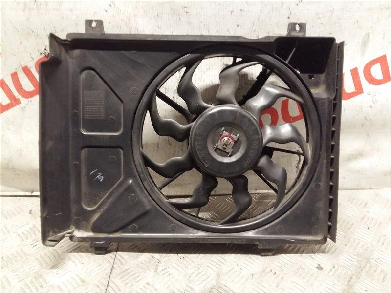 Вентилятор радиатора Hyundai I10 2010 (б/у)