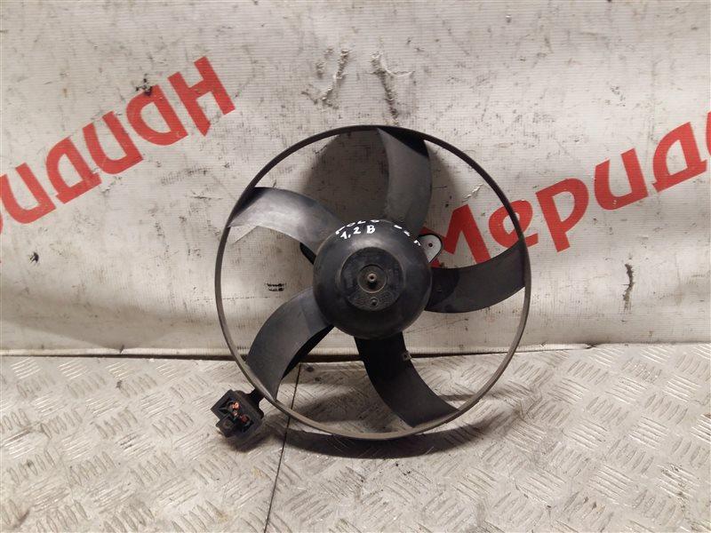 Вентилятор радиатора Volkswagen Polo IV 2002 (б/у)