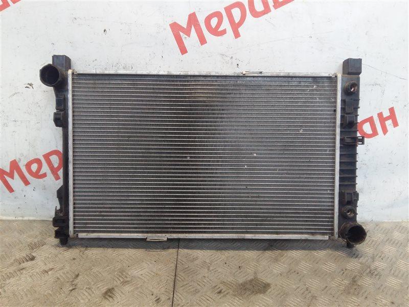 Радиатор основной Mercedes Benz Clk C209 2003 (б/у)