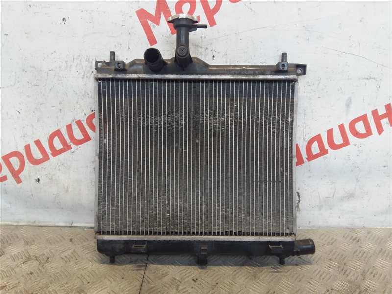 Радиатор основной Hyundai I10 2010 (б/у)