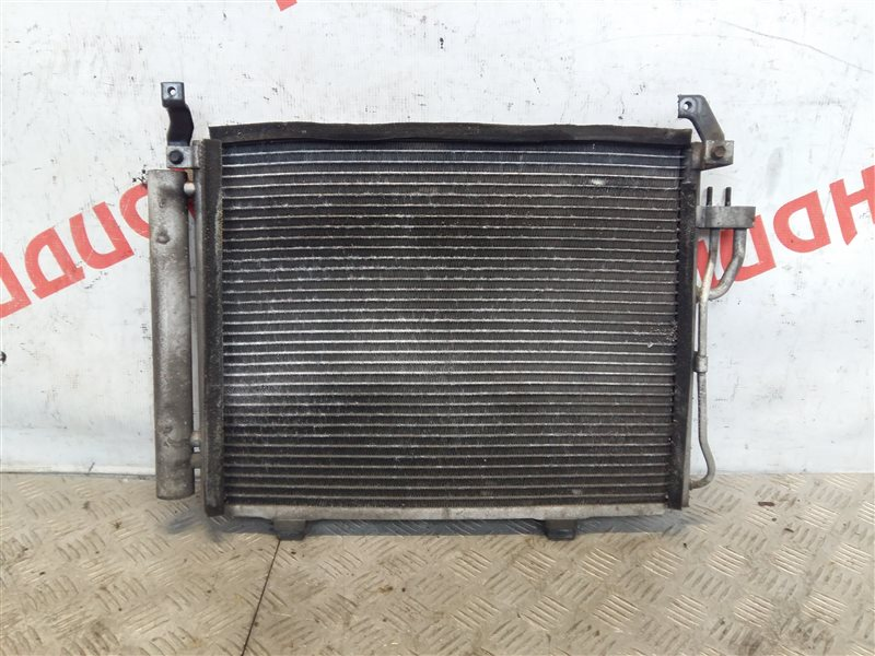 Радиатор кондиционера Hyundai I10 2010 (б/у)