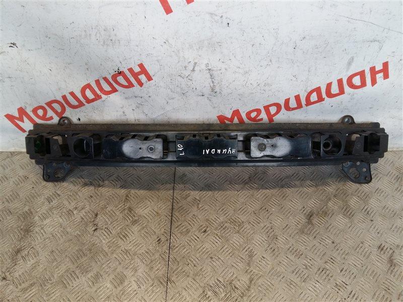 Усилитель переднего бампера Hyundai I10 2010 (б/у)