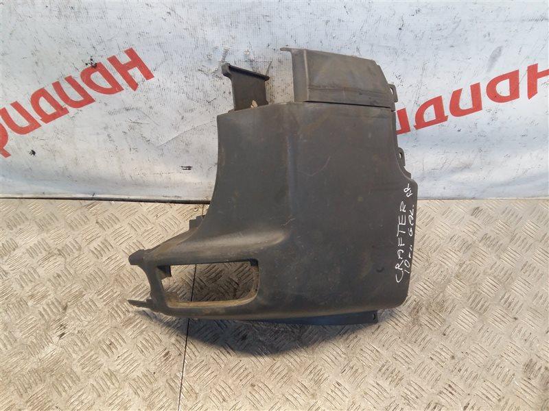 Накладка заднего бампера правая Volkswagen Crafter 2006 (б/у)
