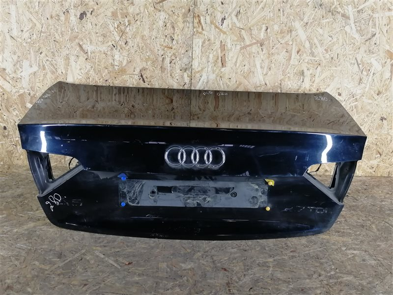 Крышка багажника Audi A5 8T 2008 (б/у)