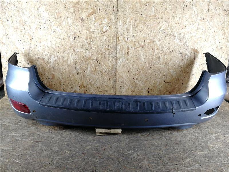 Бампер задний Hyundai Santa Fe CM 2008 (б/у)