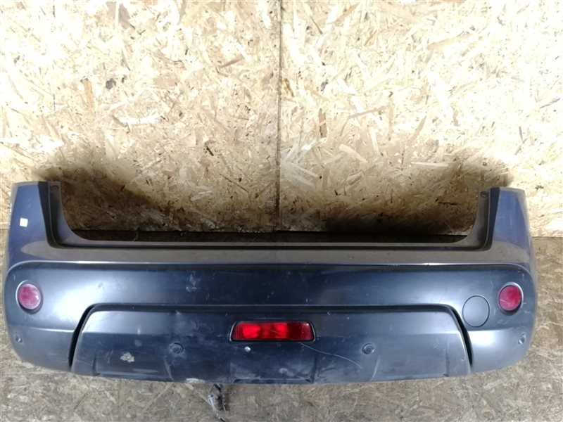 Бампер задний Nissan Qashqai J10 2007 (б/у)