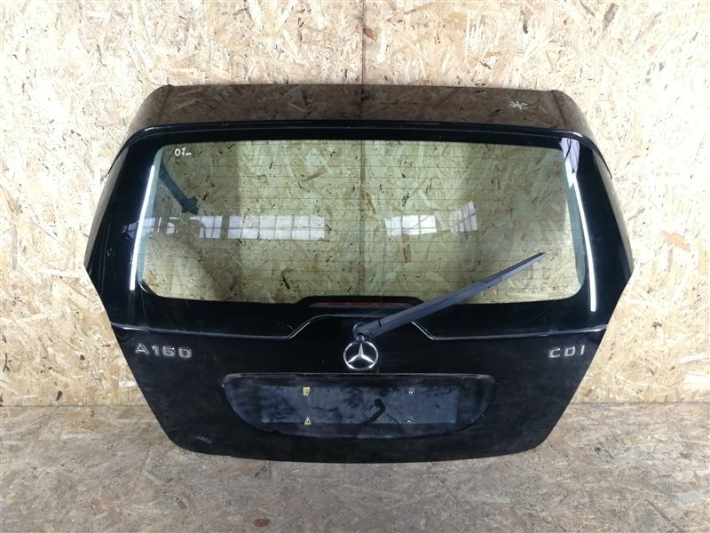 Дверь багажника Mercedes Benz A-Class W169 2007 (б/у)