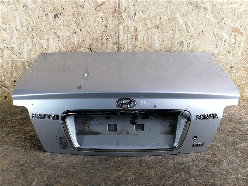 Крышка багажника Hyundai Sonata IV(EF) 2006 (б/у)