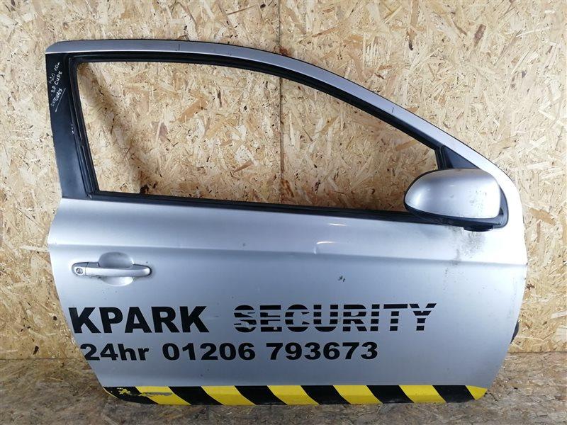 Дверь передняя правая Hyundai I20 2010 (б/у)