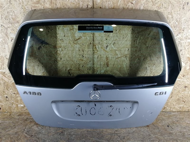 Дверь багажника Mercedes Benz A-Class W169 2006 (б/у)