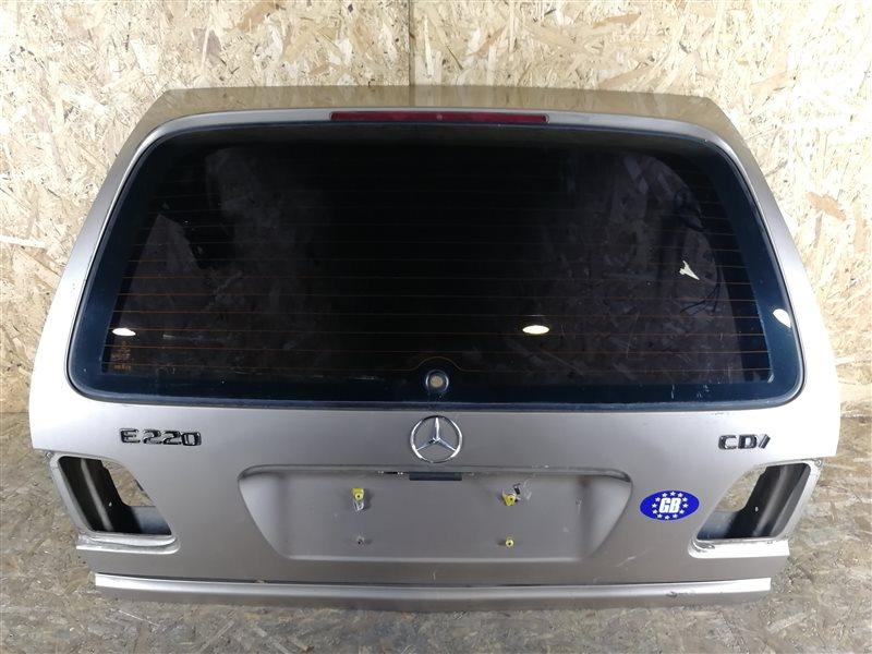 Дверь багажника Mercedes Benz E-Class W210 2000 (б/у)